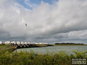 Stevin Sluizen Afsluitdijk