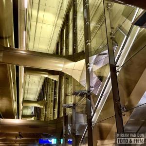 Noord Zuid lijn metrostation Albert Cuyp