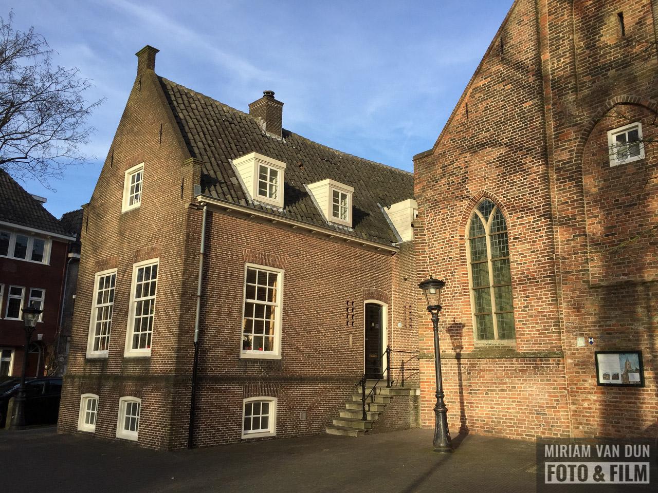 Geertekerk Pelmolenweg Utrecht