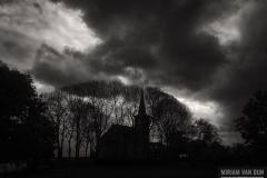 St. Joriskerk op terp Britswert