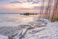ijs-bij-Stavoren winter 2021