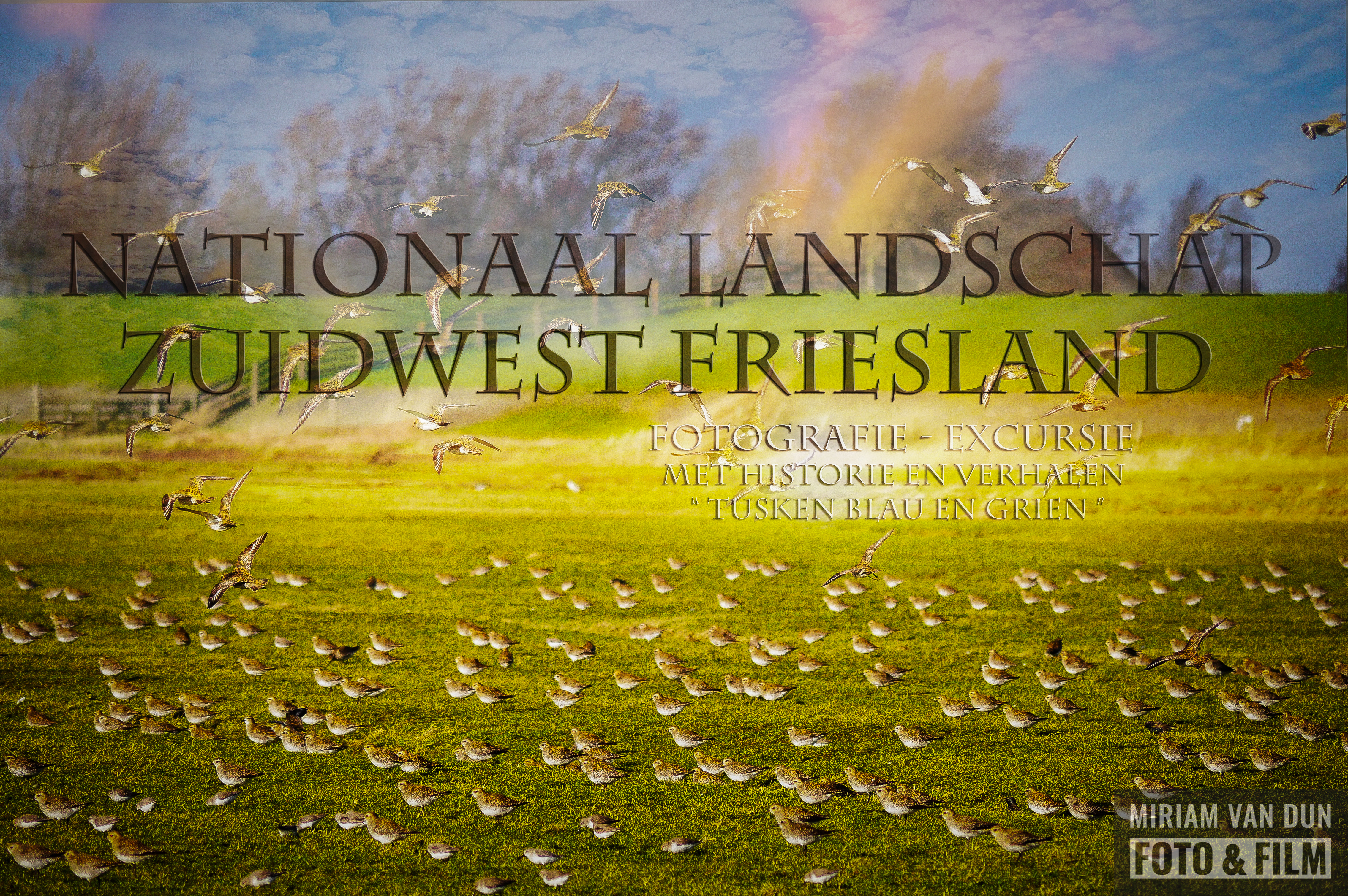Fotografie Excursie Zuidwest Friesland